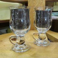 Galway Crystal Irish Coffee Glasses (Pair)